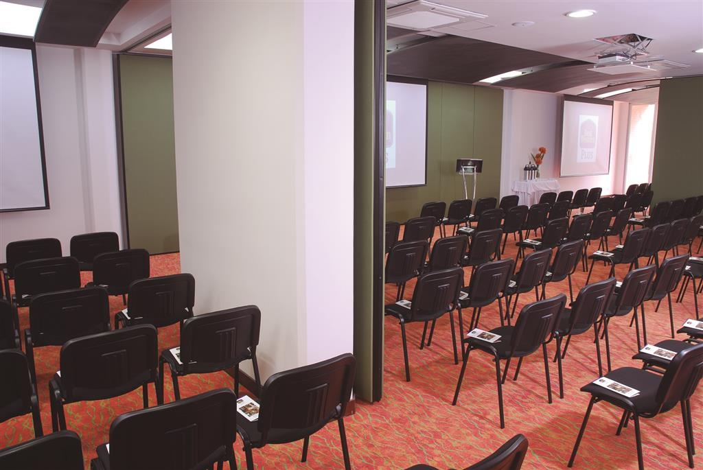 Best Western Plus 93 Park Hotel - Meeting Room - Montana