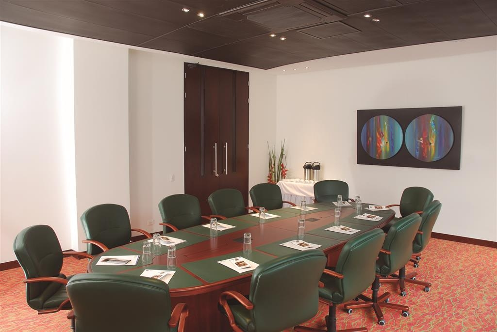Best Western Plus 93 Park Hotel - Meeting Room - Dakota