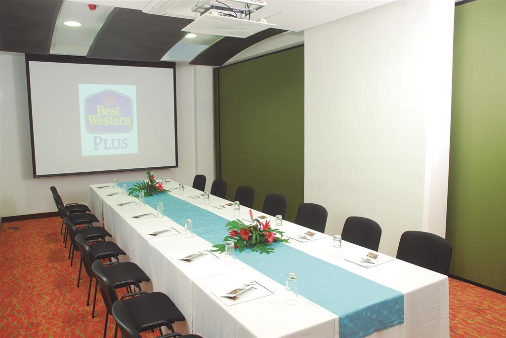 Best Western Plus 93 Park Hotel - Meeting Room - Montana 1