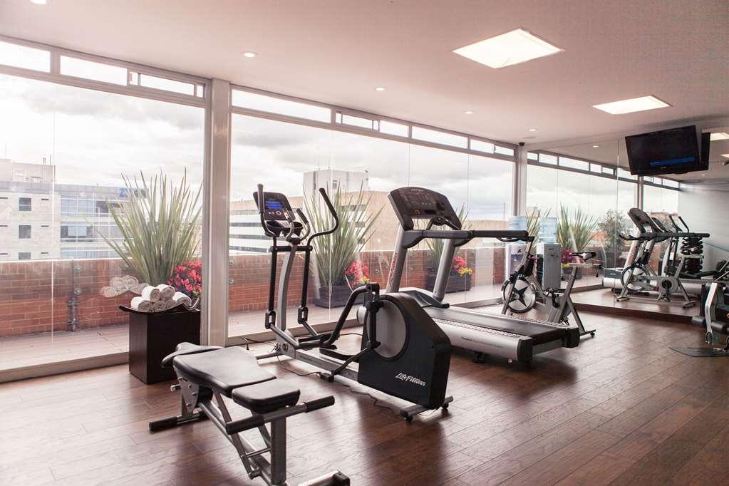 Best Western Plus 93 Park Hotel - Fitness Center