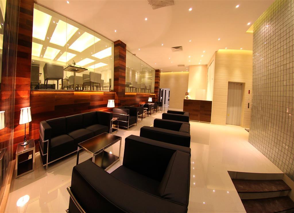 Best Western Elyon Colombo - Zona della hall