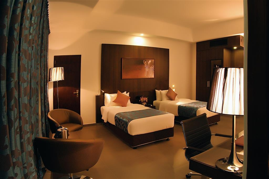 Best Western Elyon Colombo - Twin Bed Room
