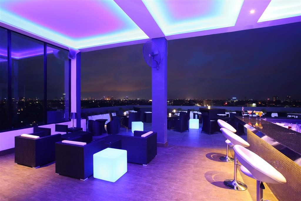Best Western Elyon Colombo - Bar/Lounge