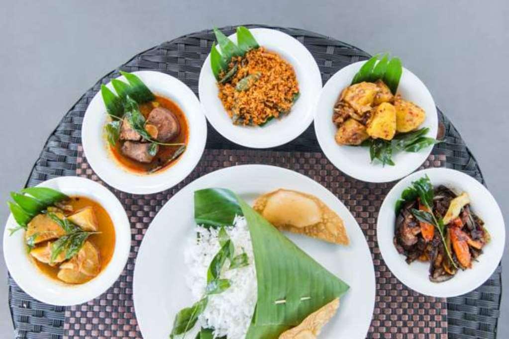 Best Western Elyon Colombo - Restaurant / Gastronomie