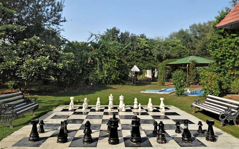 Hotel Gurgaon Buchen Best Western Resort Country Club