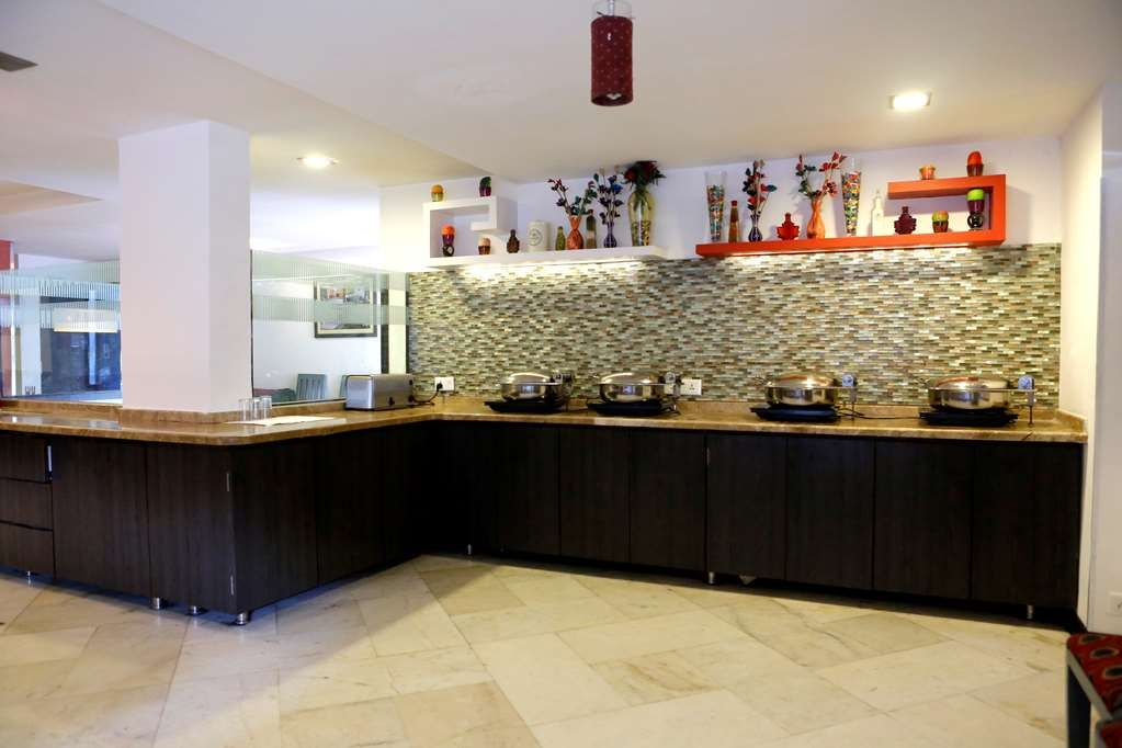 Best Western Yuvraj - Restaurant / Gastronomie