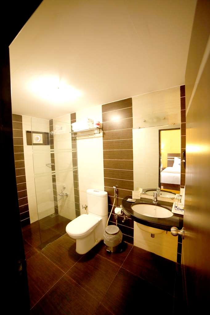 Best Western Yuvraj - Wash room