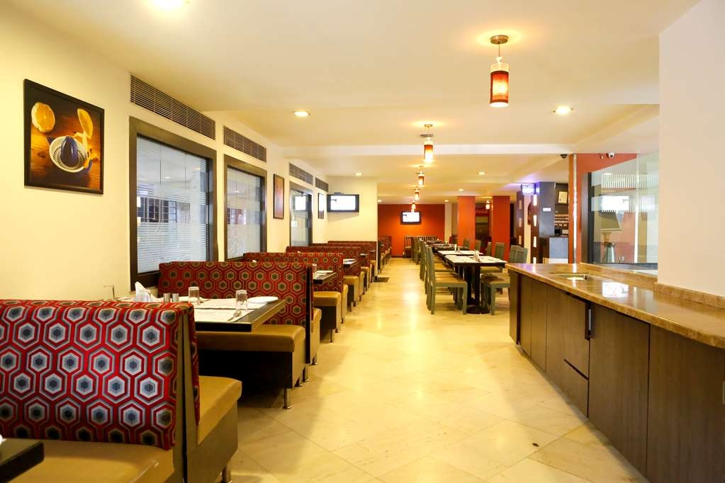 Best Western Yuvraj - Restaurant Area
