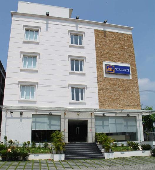 Best Western Tirupati - Area esterna