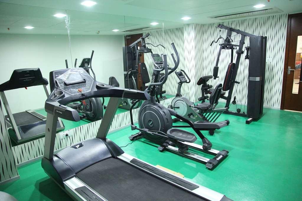 Best Western Tirupati - sala de ejercicios