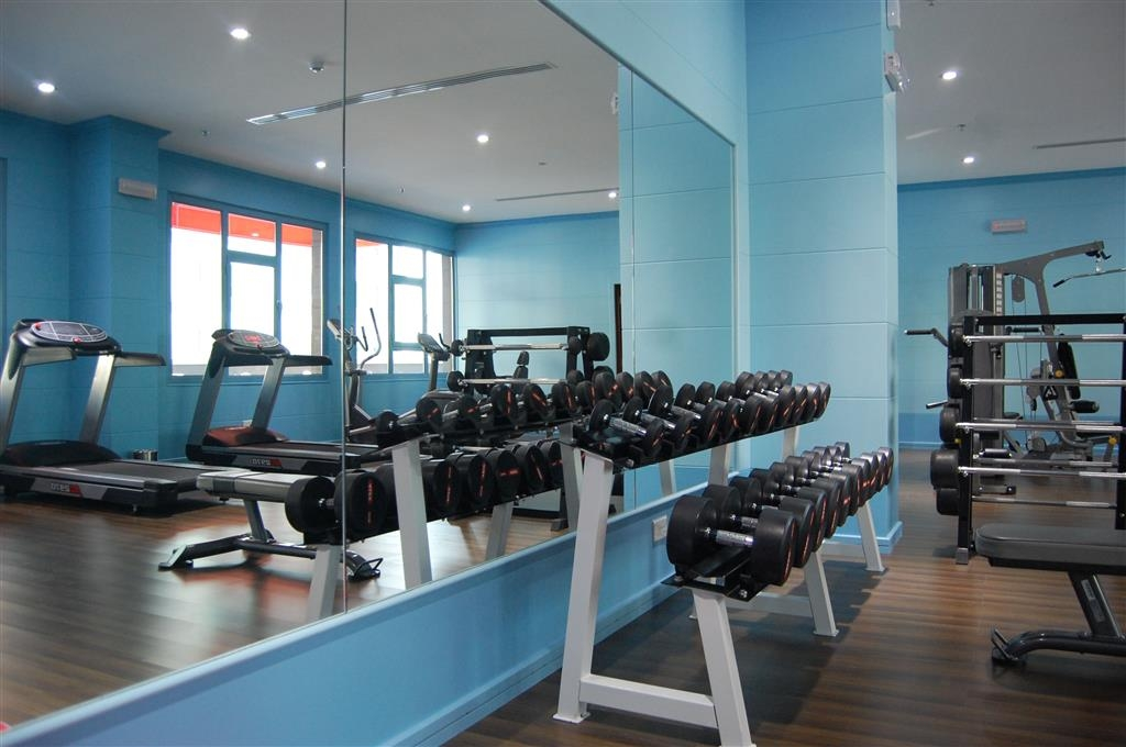 Best Western Plus The Olive - Fitness Center