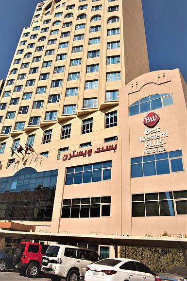 Best Western Plus Mahboula - Best Western Plus Mahboula