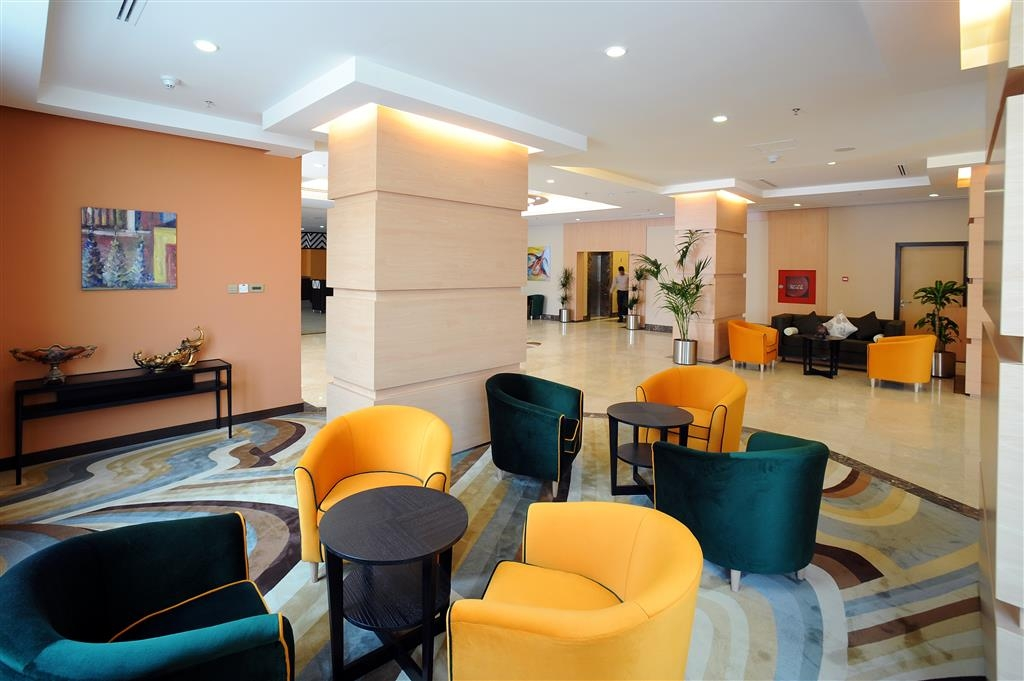 Best Western Plus Mahboula - Hall