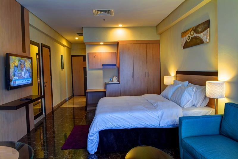 Best Western Plus Mahboula - Chambres / Logements
