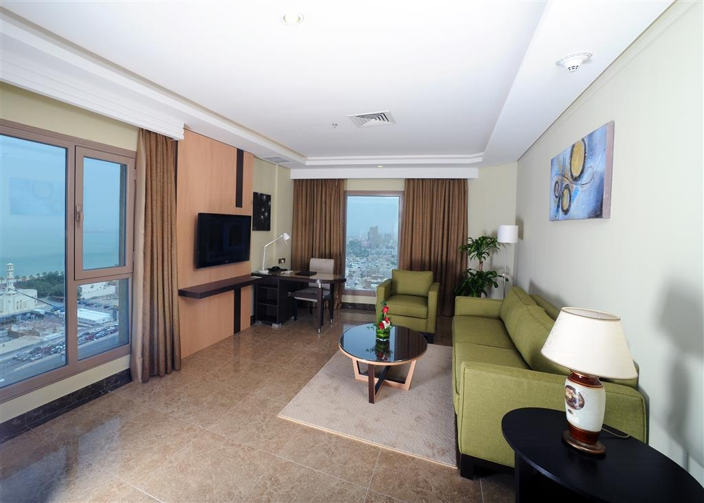 Best Western Plus Mahboula - Executive-Suite