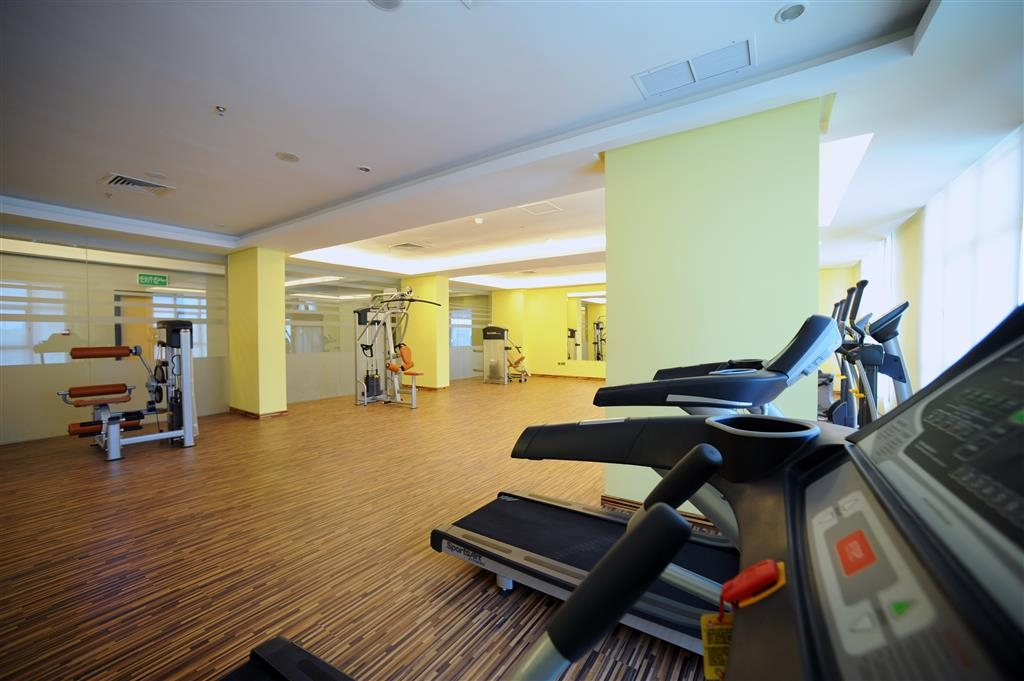 Best Western Plus Mahboula - Centre de fitness