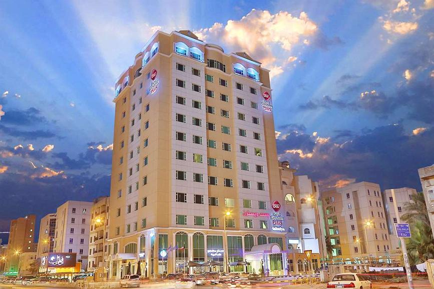 Best Western Plus Salmiya - Area esterna