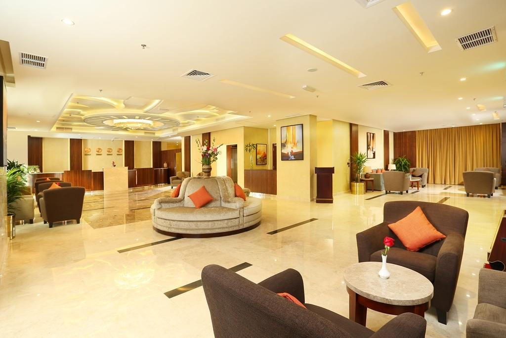 Best Western Plus Salmiya - Vue du lobby