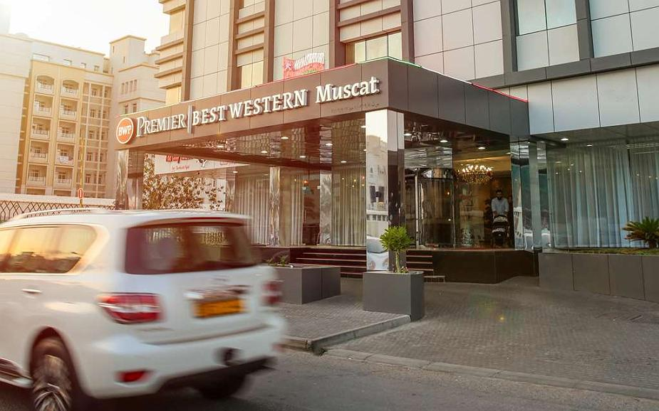 Best Western Premier Muscat - Aussenansicht