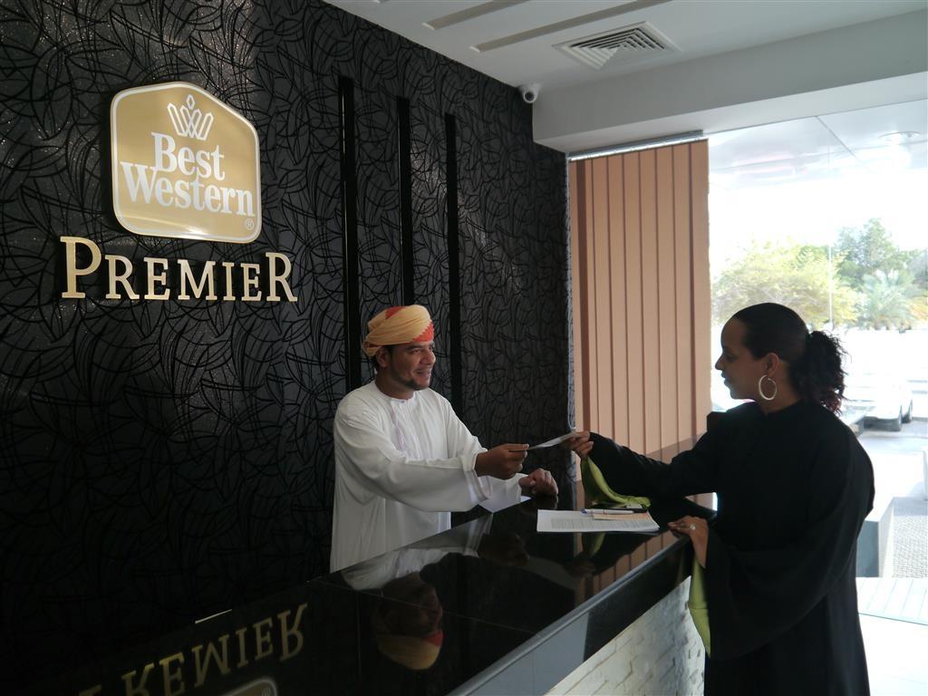Best Western Premier Muscat - Empfang