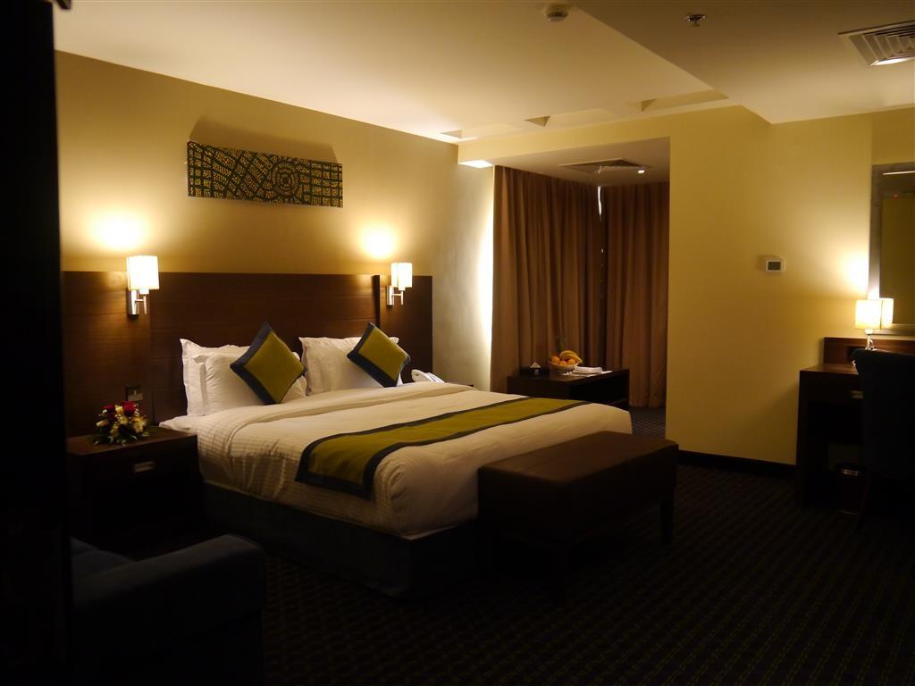 Best Western Premier Muscat - Chambre de luxe