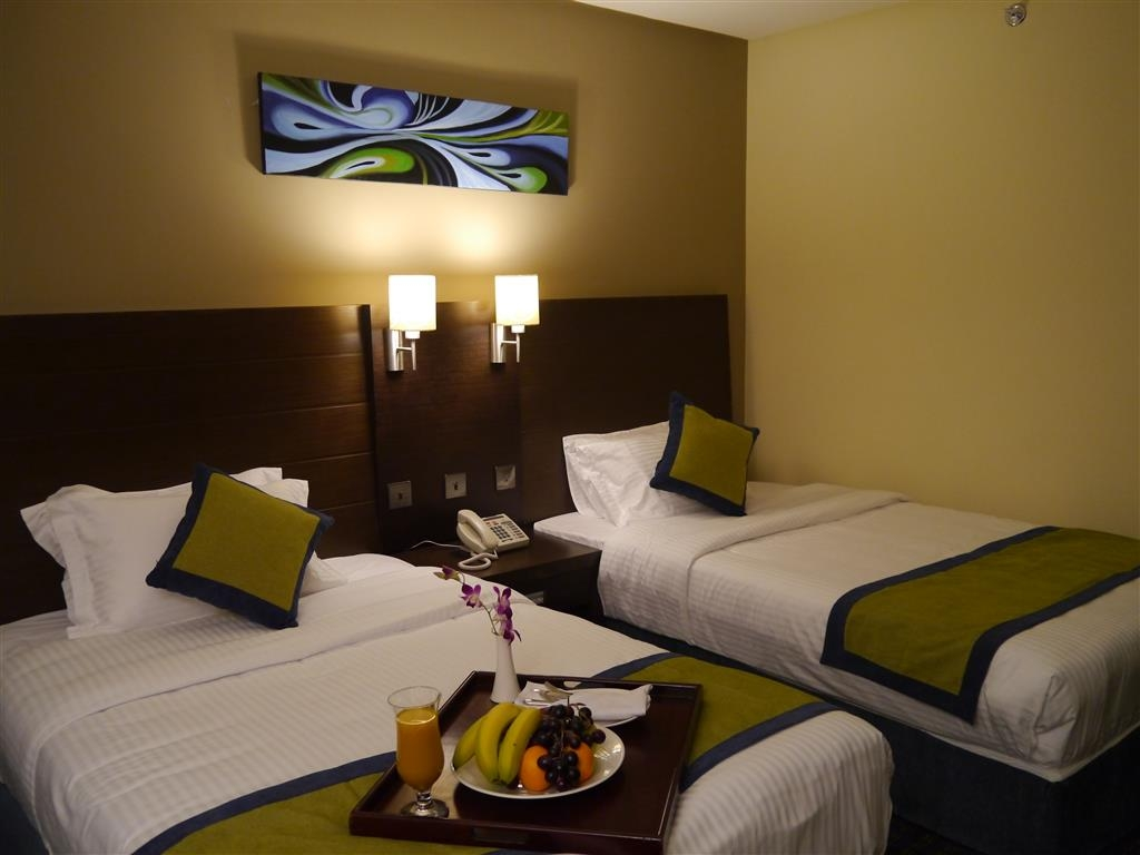 Best Western Premier Muscat - Superior Twin Room