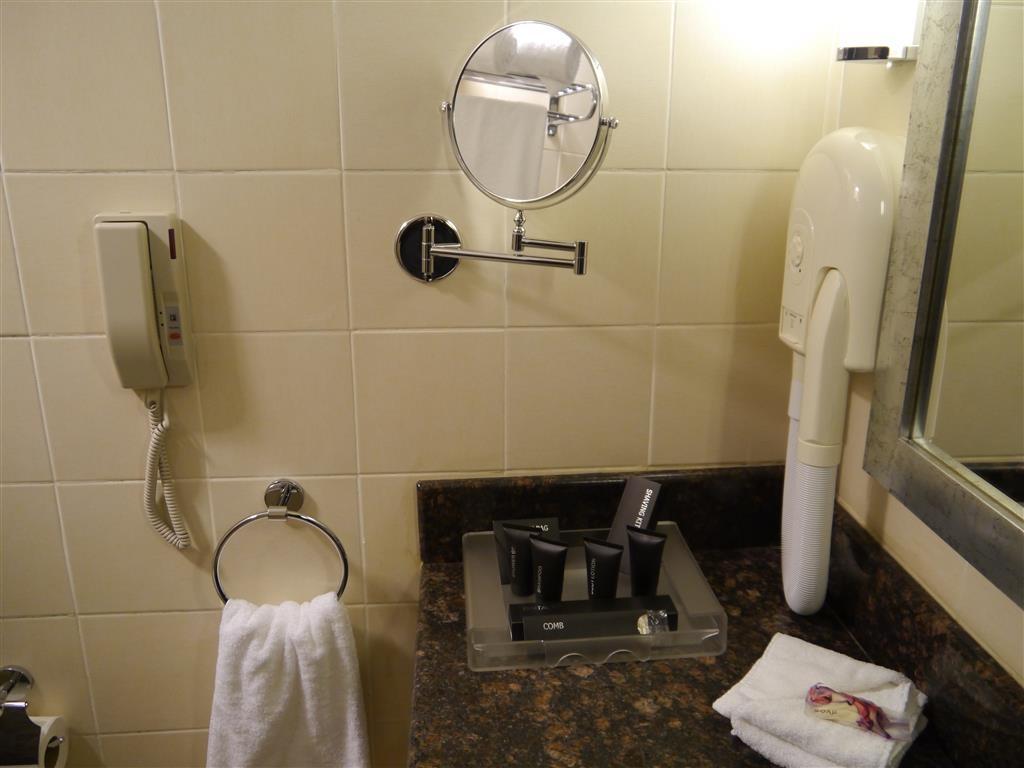 Best Western Premier Muscat - Salle de bain