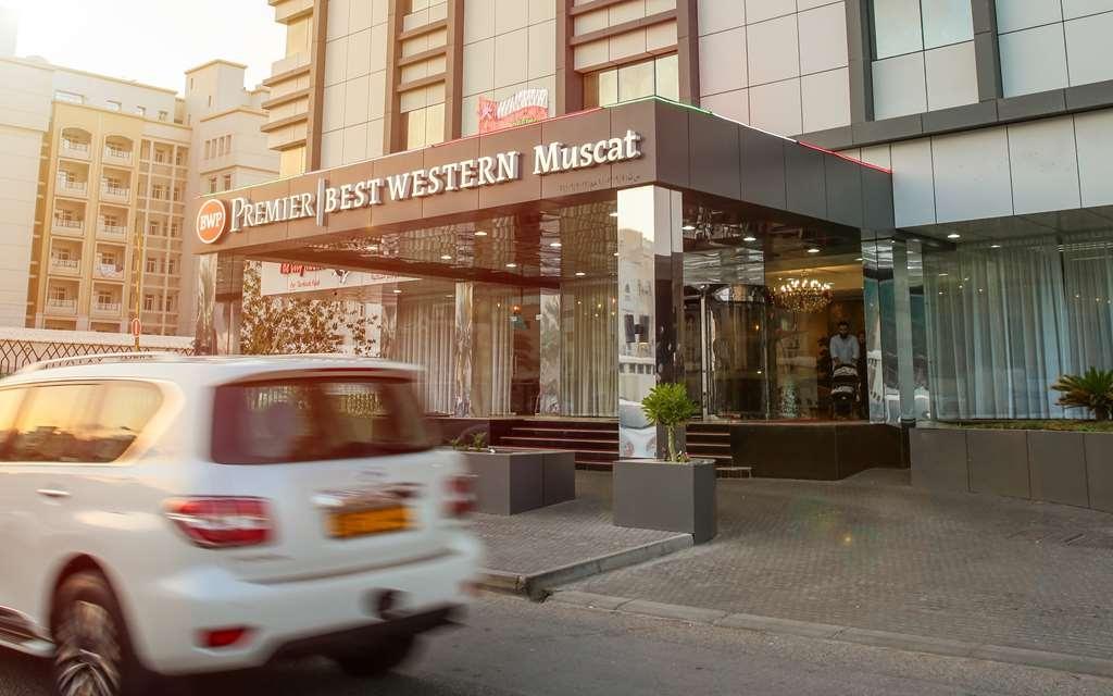 Best Western Premier Muscat - Außenansicht