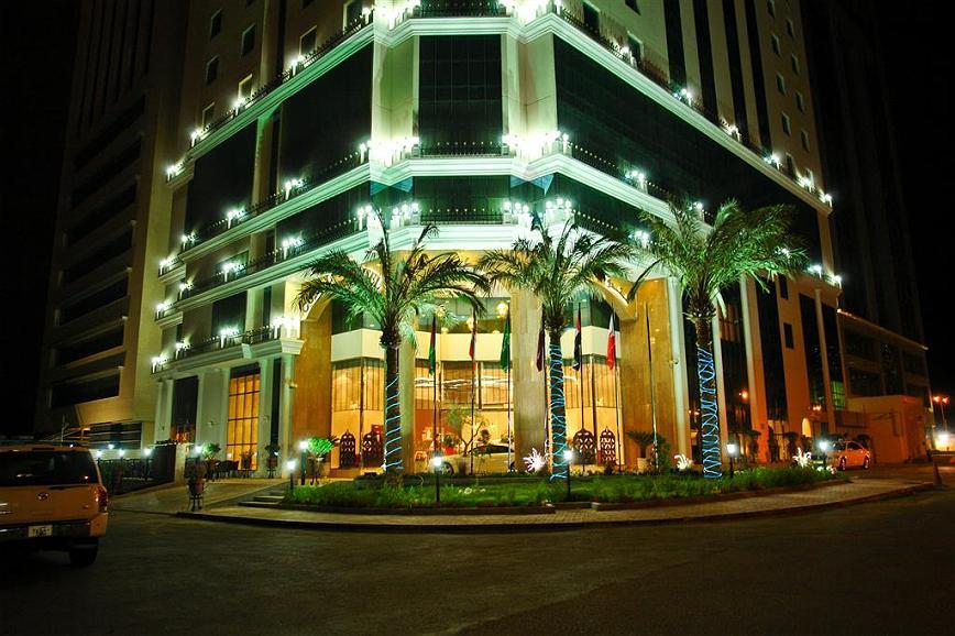 Best Western Plus Doha - Aussenansicht