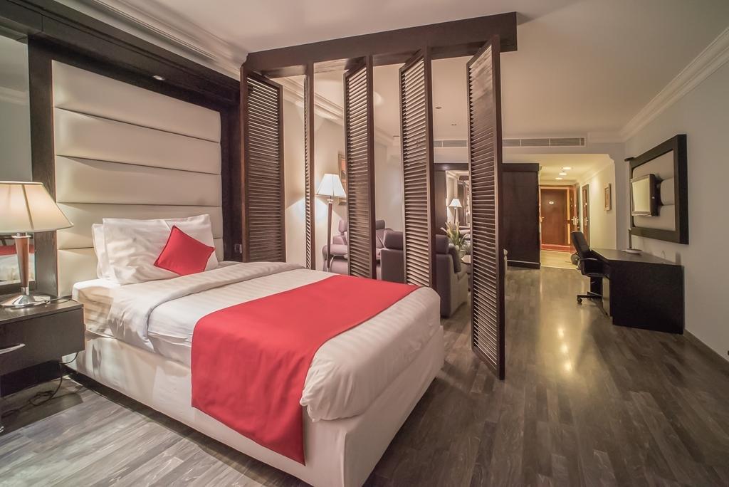 Best Western Plus Doha - Chambre de luxe