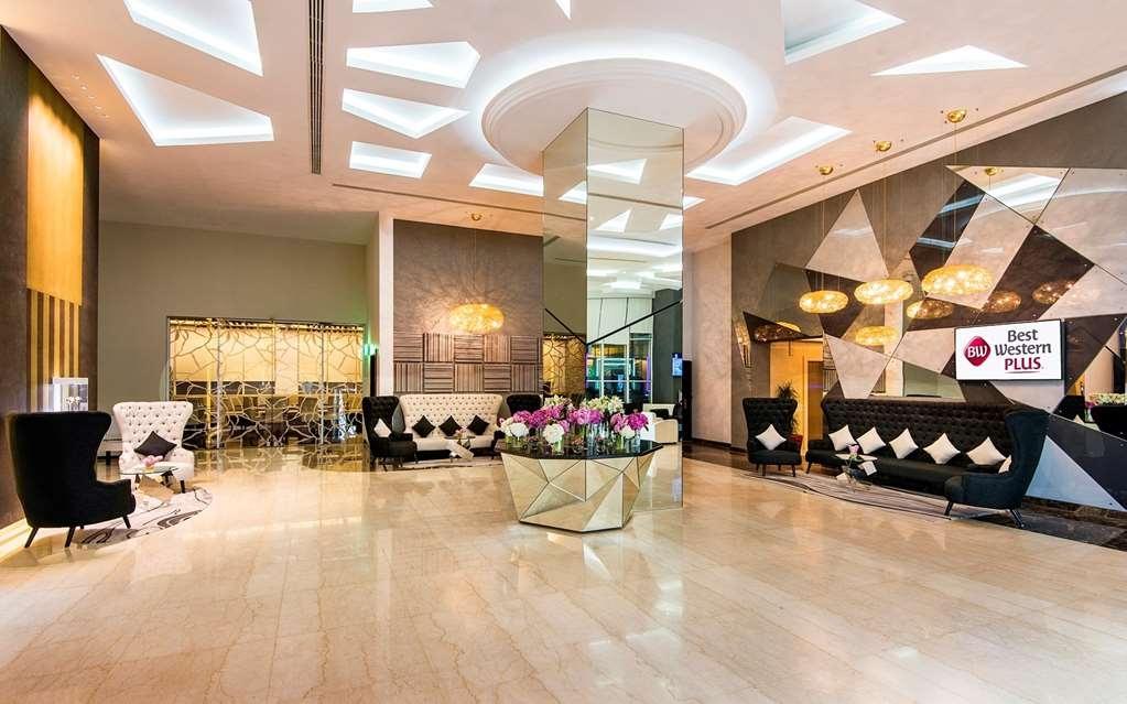 Best Western Plus Doha - Vue du lobby