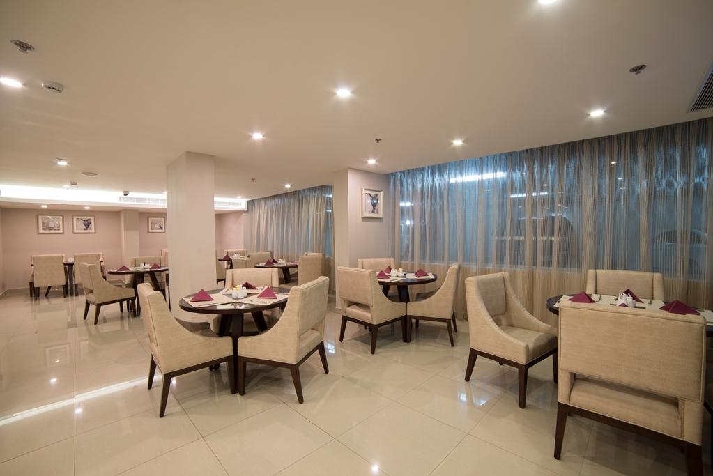 Best Western Dammam - Restaurante/Comedor