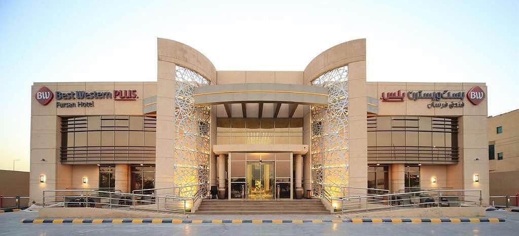 Best Western Plus Fursan Hotel - Area esterna