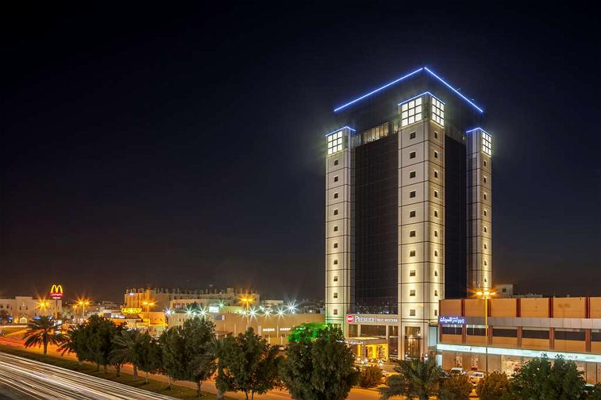 Best Western Premier Al Ahsa Grand Hotel & Suites - Vista exterior