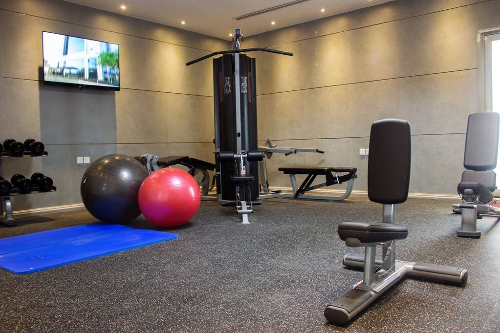Best Western Premier Al Ahsa Grand Hotel & Suites - Fitness Center