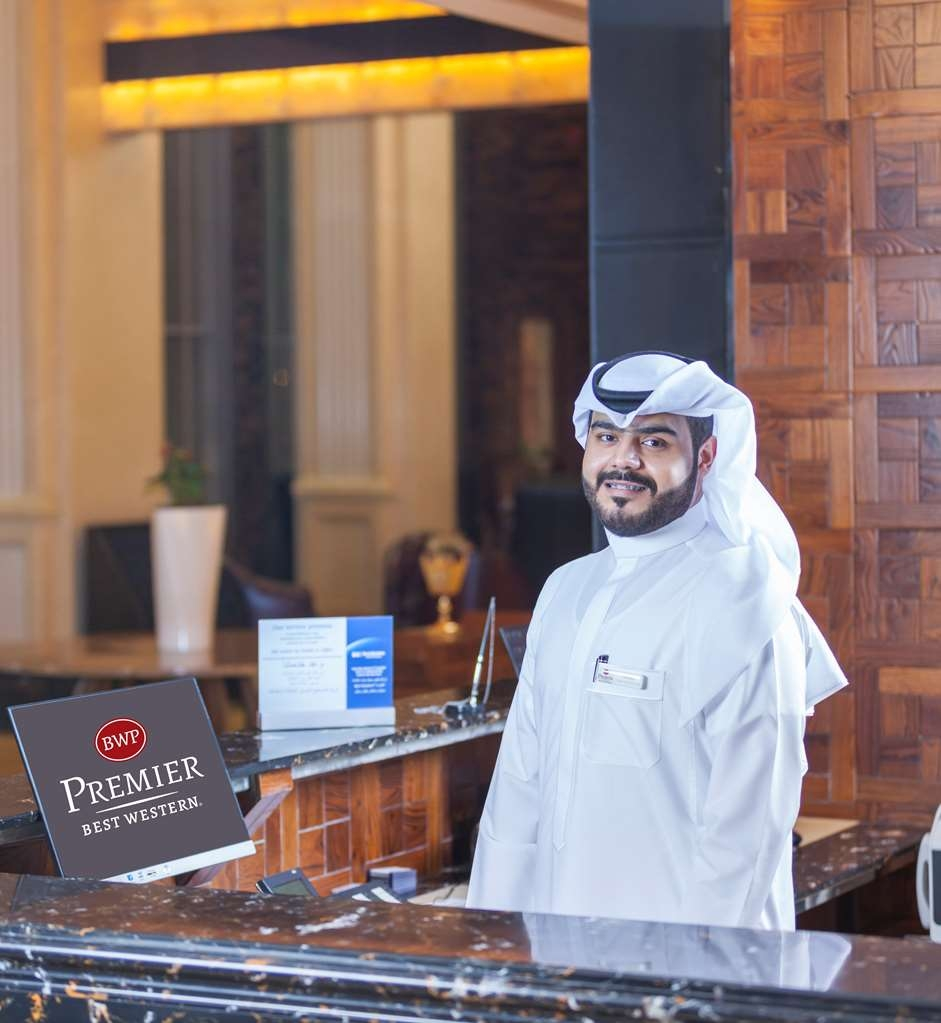 Best Western Premier Al Ahsa Grand Hotel & Suites - Hall
