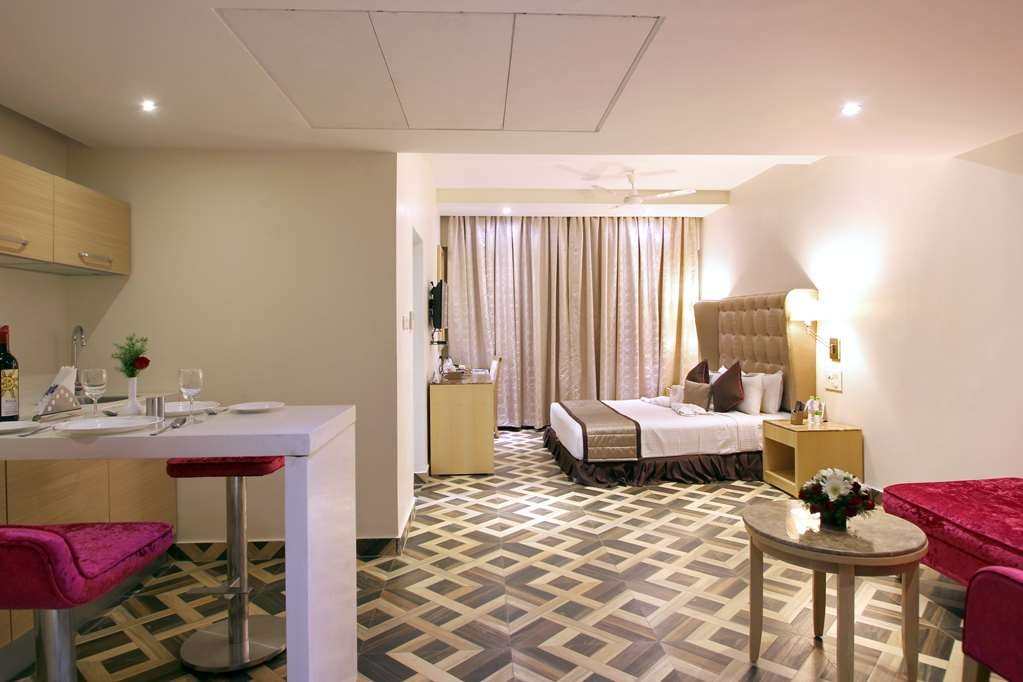 Best Western Ashoka - Best Western® Ashoka Deluxe Guest Room