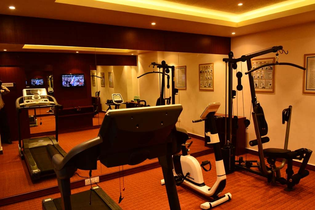Best Western Sagar Sona - Exercise Room