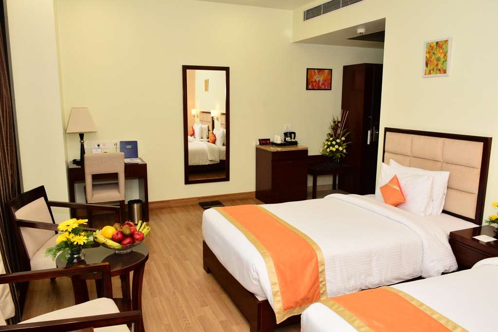 Best Western Sagar Sona - Premier Room with Two Twin Beds