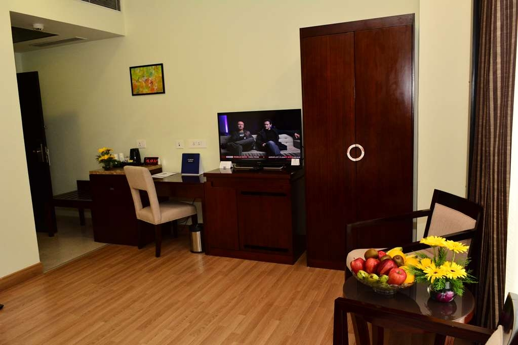 Best Western Sagar Sona - Premier Room Amenities