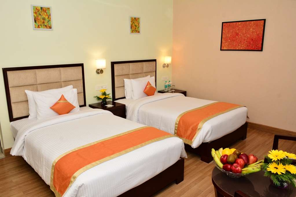 Best Western Sagar Sona - Premier Room with Two Twin Bed