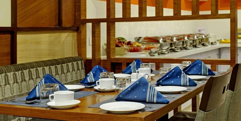 Best Western Alkapuri, Vadodara - Hauptspeisesaal
