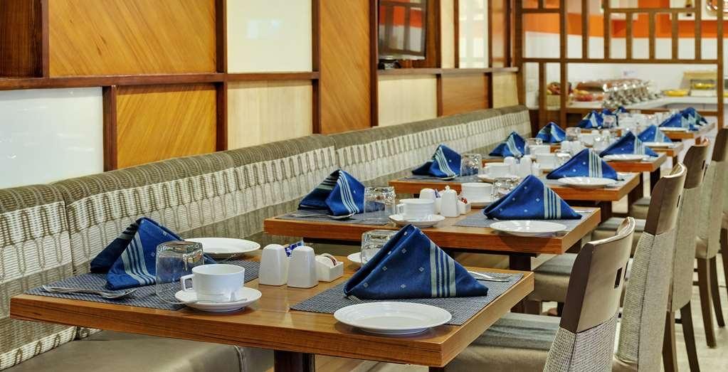 Best Western Alkapuri, Vadodara - Restaurant Dining Area