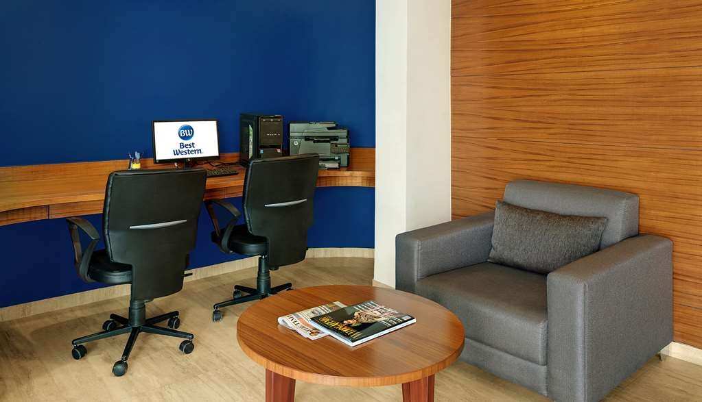 Best Western Alkapuri, Vadodara - Business Center