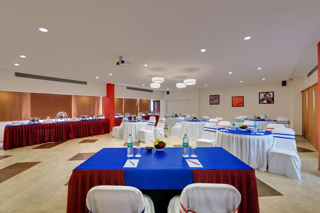 Best Western Alkapuri, Vadodara - Conference Room