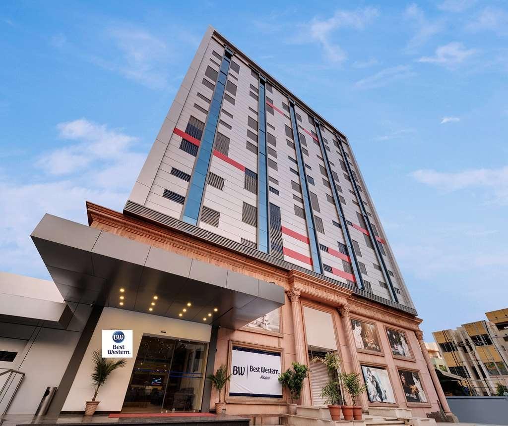 Best Western Alkapuri, Vadodara - Hotel Exterior