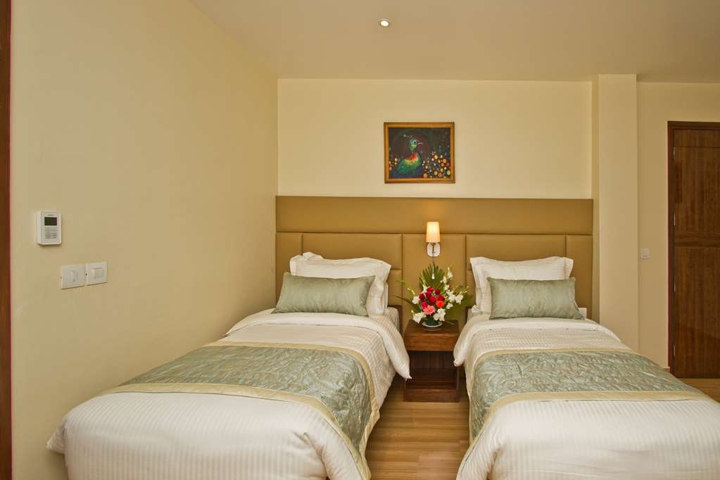 Best Western Himalyan Monal - Standard Room with Two Single Beds