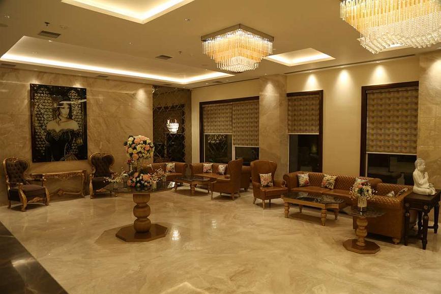 Best Western Kapurthala - Vue du lobby