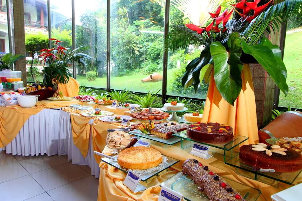 Best Western Shalimar Praia Hotel - Desayuno Buffet