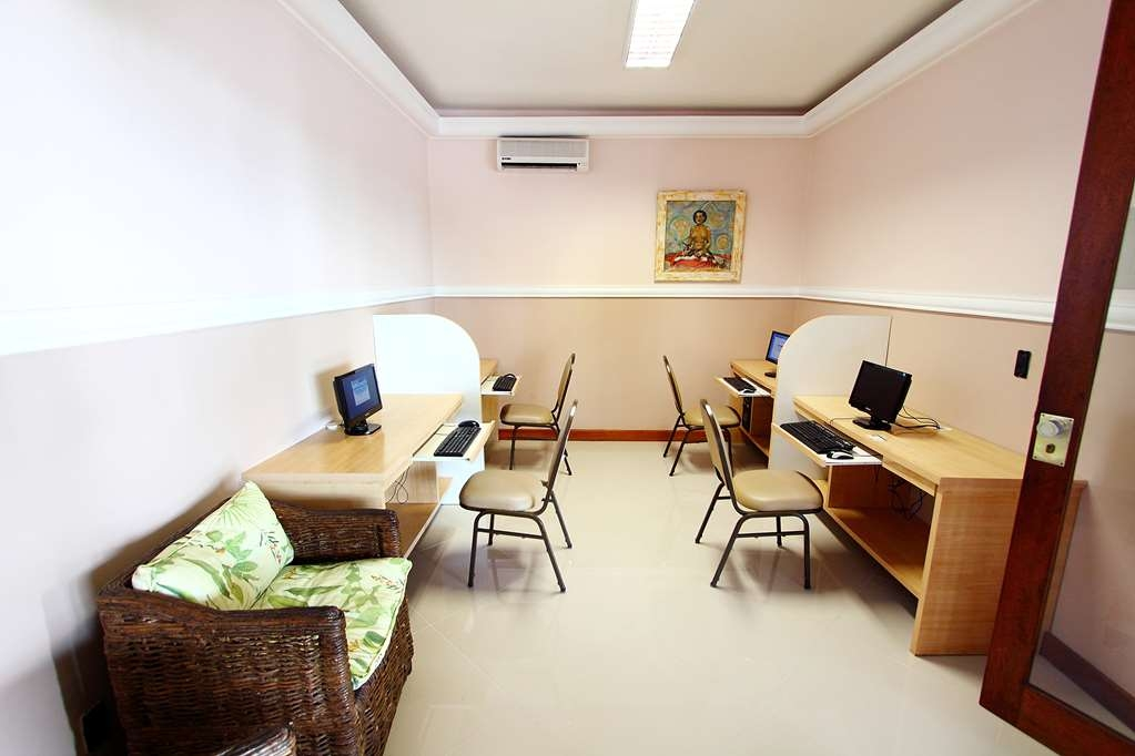 Best Western Shalimar Praia Hotel - centro de negocios-característica